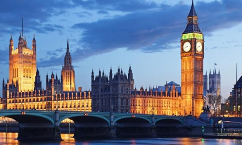 TOP OF LONDON