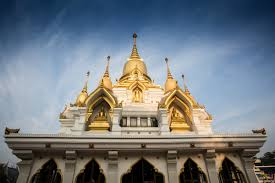 sunehra bihar (Golden Triangle of Buddhist Tour)