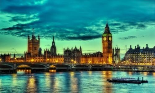 BEAUTIFUL LONDON WITH LAKE DISTRICT